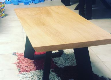 Tables basses - Table Basse en Chêne  - JIMMY ARTWOOD