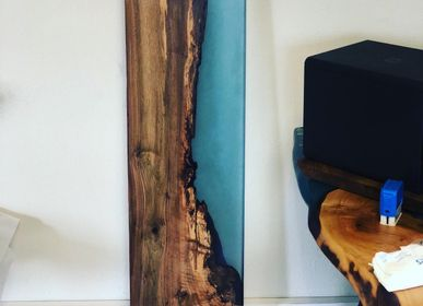 Tables basses - Montagne et bleu Glacier  - JIMMY ARTWOOD