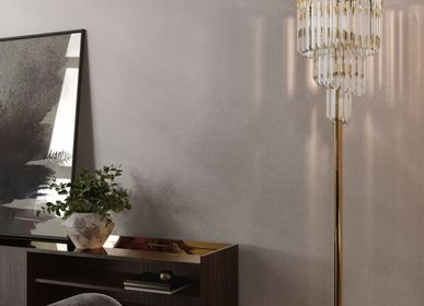 Hotel bedrooms - Royal floor lamp - CASTRO LIGHTING