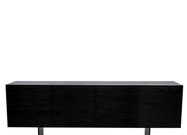 Sideboards - Sideboards GEOX 208 Black - DAREELS