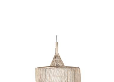 Hanging lights - Hanging lamp TET OSI L NAT - DAREELS