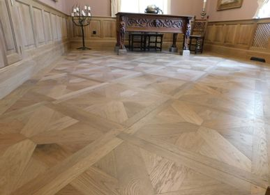 Parquets - Wooden floor - VAUX-LE-VICOMTE - QC FLOORS