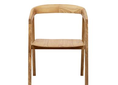 Chaises - Chaise ARC Nat-N - DAREELS