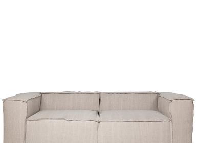sofas - Sofa BACH Nat 260 - DAREELS