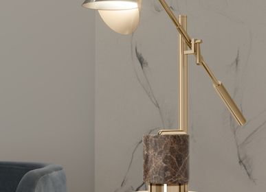Hotel rooms - Savoye Table Lamp - CASTRO LIGHTING