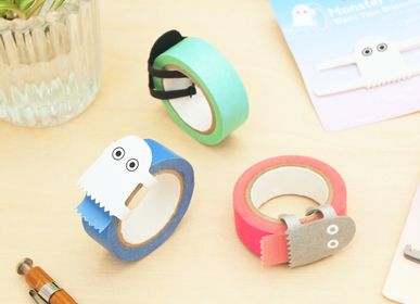 Stationery store - Monster Hug washi tape dispenser - SUGAI WORLD