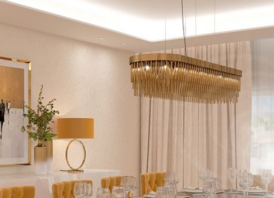 Hotel bedrooms - Streamline Suspension - CASTRO LIGHTING