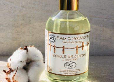 Home fragrances - brume d'oreiller. - SAVONNERIE DE BORMES
