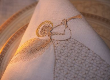 Kitchen fabrics - ANGEL napkin - ARTIPARIS