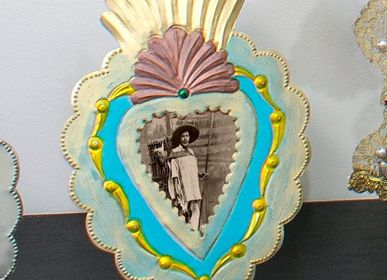 Decorative accessories - Frame Antigua heart - TIENDA ESQUIPULAS