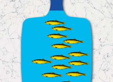 Table mat - Sardine Cutting Boards - ZOOH