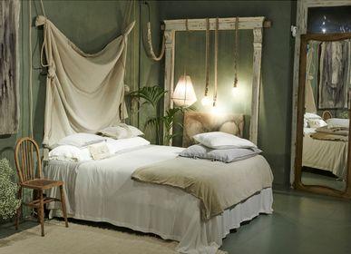 Bed linens - Plaid-Velvet Plaid Bekume - BEKUME