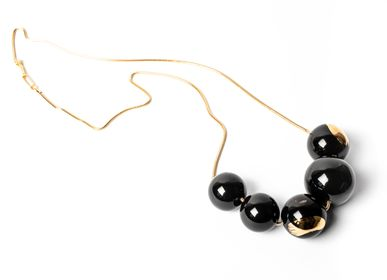 Jewelry - Bubbles long necklace  - CHRISTINE'S - HANDMADE DESIGNERS ACCESSORIES