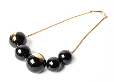 Jewelry - BUBBLES NECKLACE - CHRISTINE'S - HANDMADE DESIGNERS ACCESSORIES