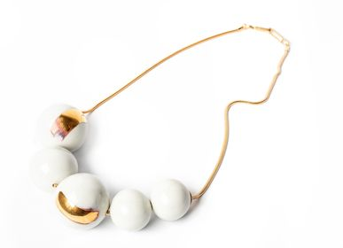 Bijoux - Bubbles collier - CHRISTINE'S - HANDMADE DESIGNERS ACCESSORIES