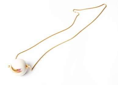 Jewelry - Bubble long necklace - CHRISTINE'S - HANDMADE DESIGNERS ACCESSORIES