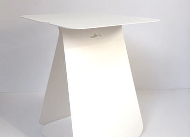 Objets design - Table rectangulaire YOUMY - blanc - MADEMOISELLE JO