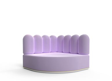 Children's bedrooms - Cotton Candy Sofa  - COVET HOUSE