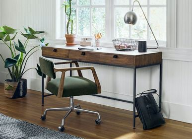 Seats - TYLER DESK CHAIR - FUSE HOME
