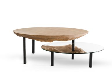 Tables basses - Table Basse Solco drapé - PLUMBUM