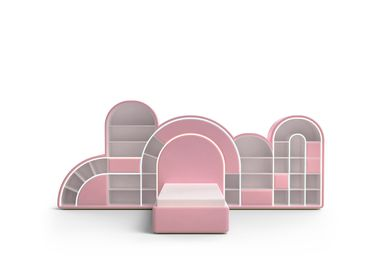 Children's bedrooms - Bubble Gum Bed  - COVET HOUSE