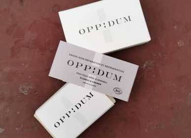 Design objects - Soap-Care Ecorces & Seeds - OPPIDUM - COSMETIQUE NATURELLE