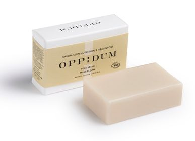 Hotel bedrooms -  SKINCARE SOAP MILLE FLEURS  - OPPIDUM - COSMETIQUE NATURELLE