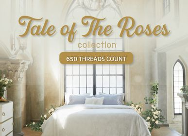 Bedding - Tale of Roses by Pasaya - PASAYA