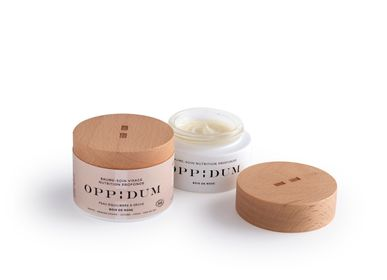 Hotel bedrooms - SKINCARE BALM BOIS DE ROSE  - OPPIDUM - COSMETIQUE NATURELLE
