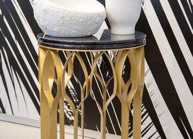Tables - MECCA side table - BRABBU DESIGN FORCES