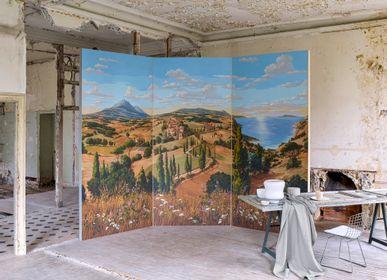 Papiers peints - Voyage en Toscane - PIERRE FREY