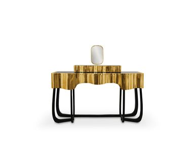Tables for hotels - Sinuous Dressing Table  - COVET HOUSE