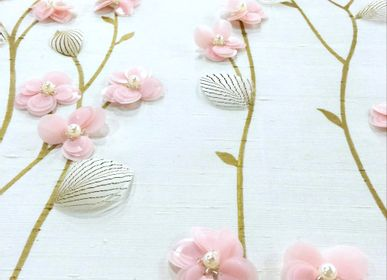Other wall decoration - Baby Blossoms Wallpaper - LALA CURIO LIMITED