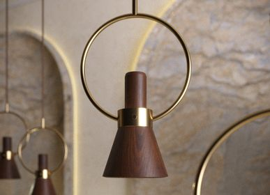 Pendant lamps - Humphry Pendant Lamp - WOOD TAILORS CLUB