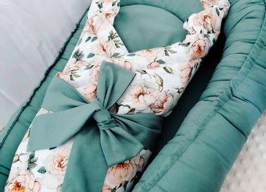Linge de lit enfant - Nursery linen - Sage - LIL'CASTLE