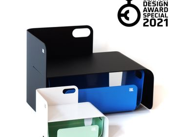 Organizer - UNIUNIT (Small) Desk organizer | small shelf - TEBTON®