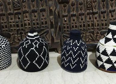 Decorative objects - West African Baskets or Wolof Basket - SUBLIME JUJU HAT