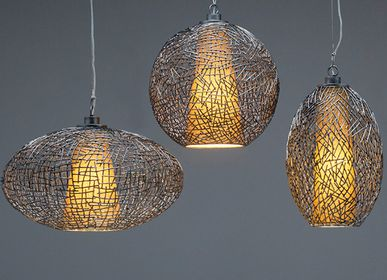 Pendant lamps - Savanna Pendants - VENZON LIGHTING & OBJECTS