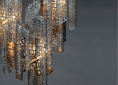 Suspensions - Zedd Pendant - VENZON LIGHTING & OBJECTS