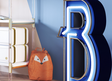 Lighting - LETTER B | FLOOR or WALL LAMP - CIRCU