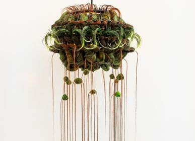 Objets de décoration - SUSPENSION STREPTOPUS EPIDEMICUS - MICKI CHOMICKI HAIR BRUT