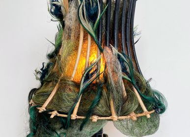 Decorative objects - MANDRAGORA DISASTERIA LAMP - MICKI CHOMICKI HAIR BRUT