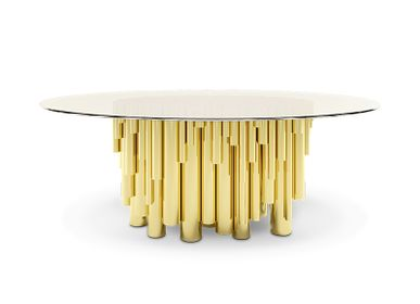 Tables - Wanderlust Dining Table - MALABAR