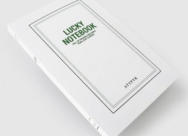 Stationery store - LUCKY NOTE BOOK - ATYPYK