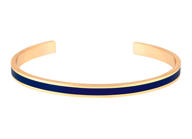 Bijoux - JONC 0,44 BANGLE BLEU NUIT - BANGLE UP