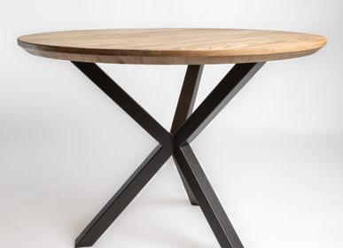 Tables pour hotels - Table ronde  - L'ATELIER BIS