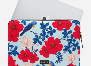 Apparel - Laptop sleeve iPad : Springtime Bloom - CASYX