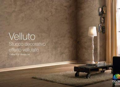 Revêtements sols intérieurs - Stuc Velours Velluto - ERASME GROUP
