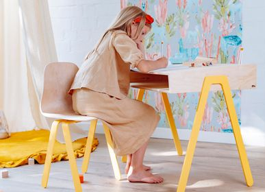 Children's desks - Kids Desk & Chair - IN2WOOD