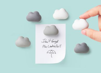 Gifts - Cloud Magnet : Stationery Collection - QUALY DESIGN OFFICIAL